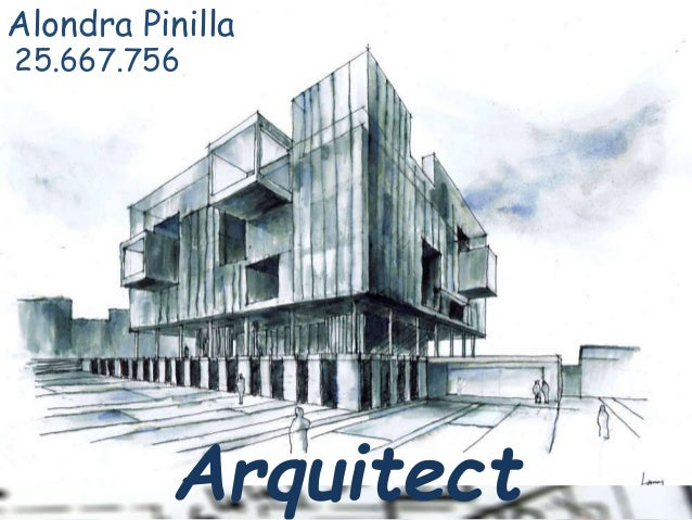 Arquitect Alondra Pinilla 25.667.756