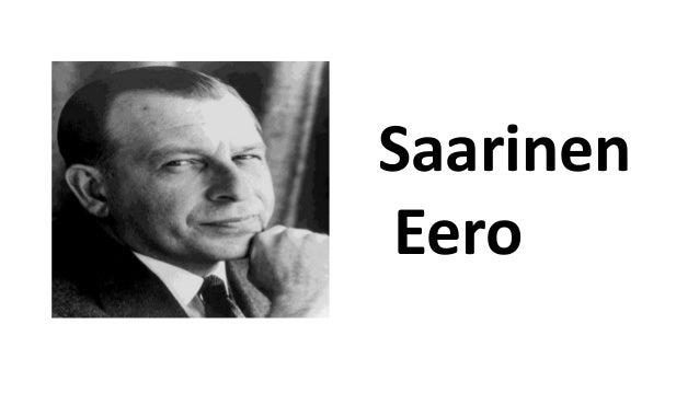 Saarinen Eero