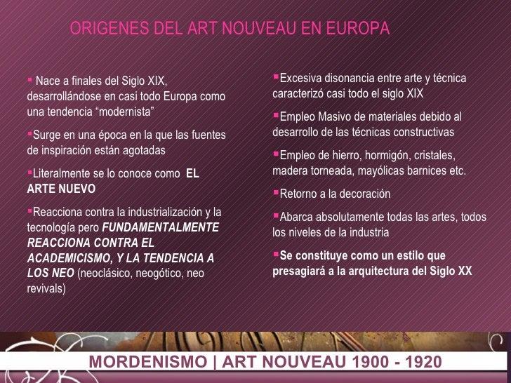 Arquitectura art-nouveau-historia-iii- Slide 3