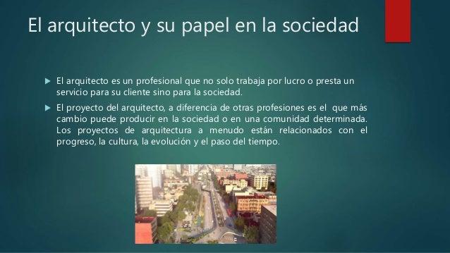 Arquitectura contemporanea - Sociedad de arquitectos ...