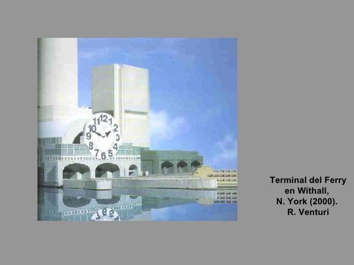 Arquitectura De Finales El S. Xx Slide 3