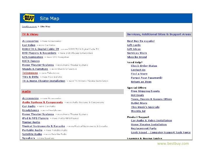 ¿qué son? <ul><li>Formas en que el usuario se moverá  a través  de la información de un sitio web </li></ul><ul><li>Compue...