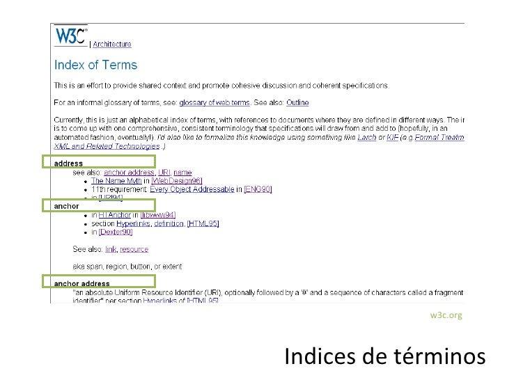 <ul><li>sistemas de  </li></ul><ul><li>rotulado (labeling) </li></ul>