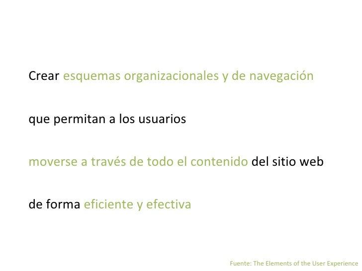 definiciones <ul><li>El  diseño   estructural  de ambientes de información compartidos.  </li></ul><ul><li>La combinación ...
