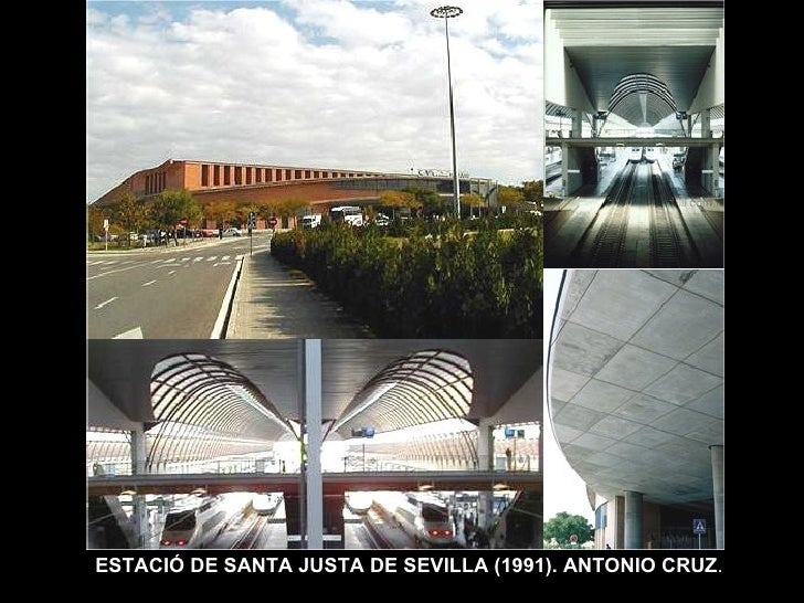 Arquitectura espanyola final segle xx for Arquitectura ergonomica