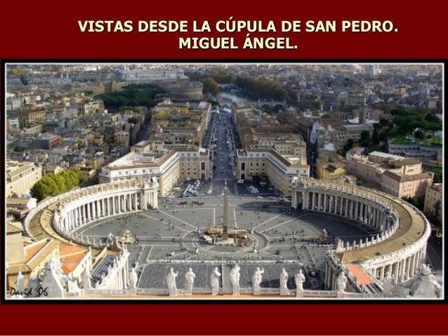 Presentaci n arquitectura y escultura de cinquecento - Arquitectura miguel angel ...