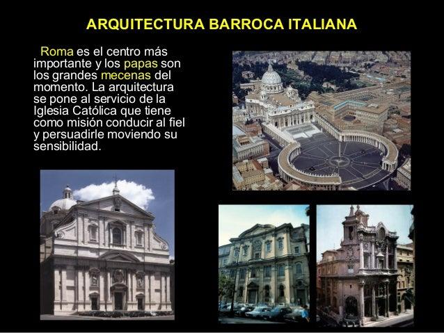 Arquitectura Y Urbanismo Barroco 4390