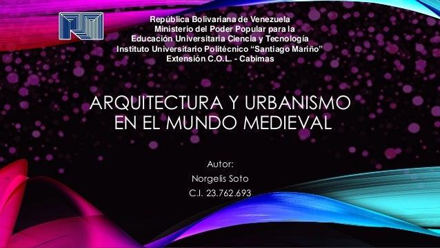 República Bolivariana de Venezuela Ministerio del Poder Popular para la Educación Universitaria Ciencia y Tecnología Insti...