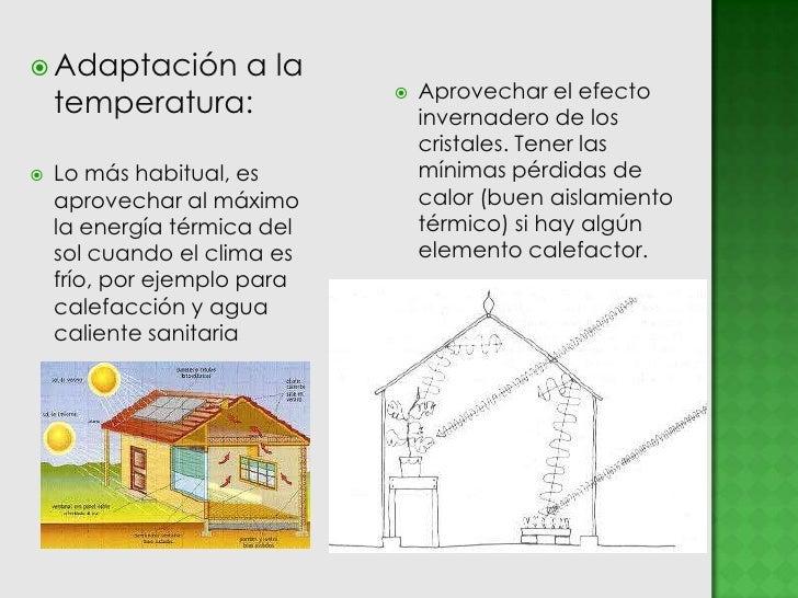 Arquitectura bioclim tica for En que consiste la arquitectura