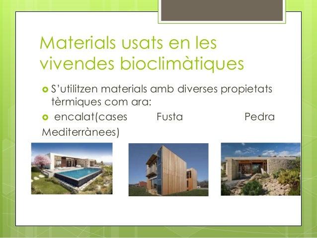 Arquitectura bioclimàtica - photo#37