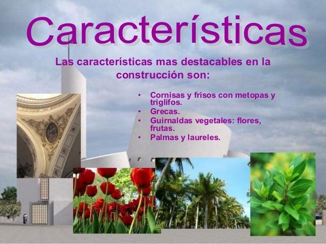 Arquitectura contemporanea historia ii for Caracteristicas de la arquitectura