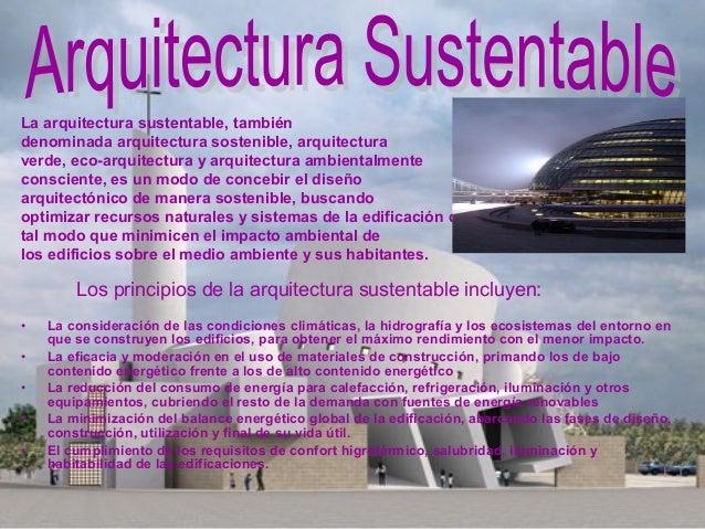 Arquitectura contemporanea historia ii for Arquitectura sustentable pdf