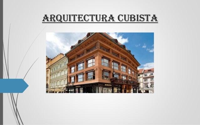 Arquitectura cubista Arquitectura del siglo 20 wikipedia