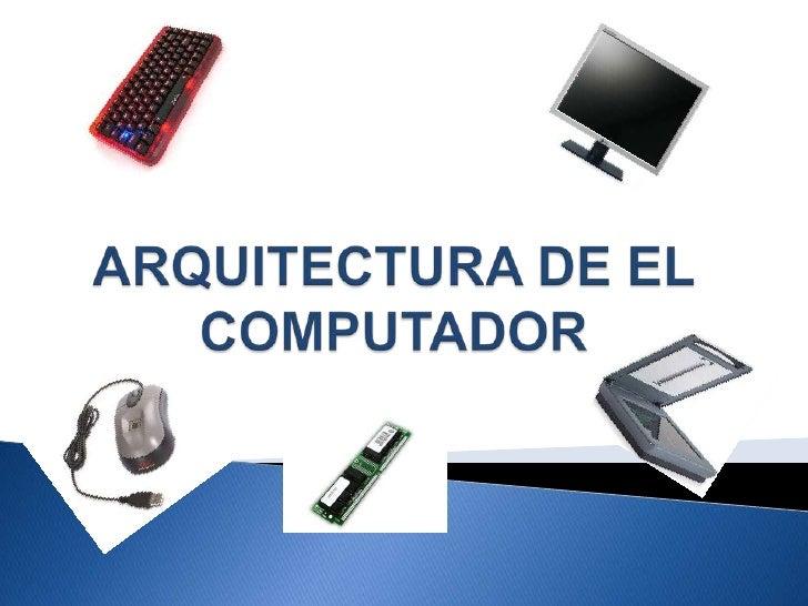  Es un sistema compuesto de cinco elementos diferenciados: una CPU (unidad central de Procesamiento), dispositivo de entr...