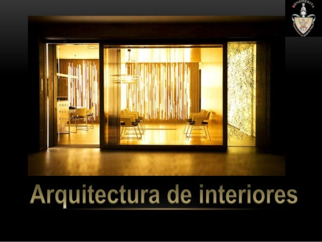 Arquitectura de interiores buap for Arquitectura de interiores universidades
