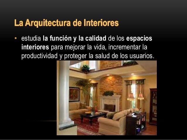 Arquitectura de interiores buap - Escuela de diseno de interiores ...