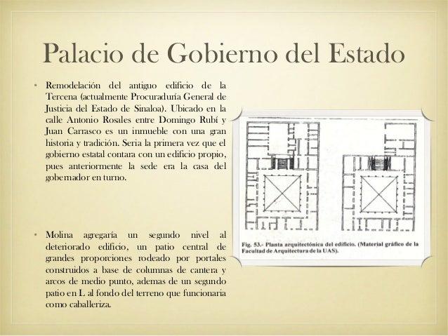 Arquitectura del Siglo XIX y del Porfiriato en Sinaloa