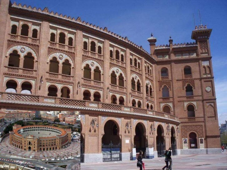 Arquitectura del siglo xx con edificios de madrid for Arquitectura del siglo 20