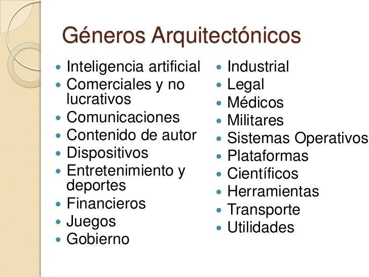 Arquitectura de software for Arquitectura definicion