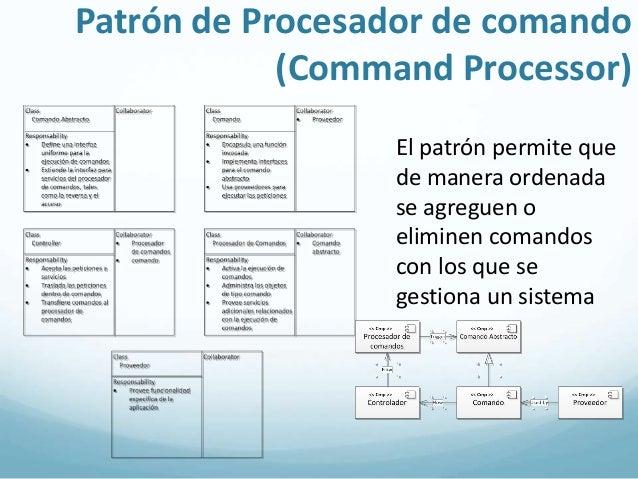 Ejemplos de Command Processor