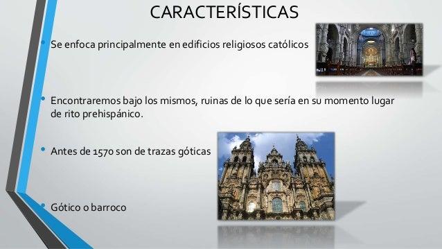 Arquitectura en la epoca prehisp nica colonial y - Diferencia entre arquitectura moderna y contemporanea ...