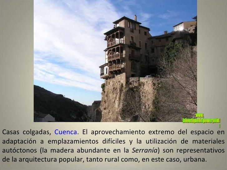 Arquitectura espanola for Arquitectura espanola