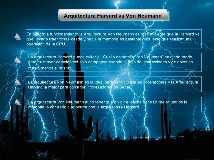 Arquitectura harvar y von neuman2 for Arquitectura harvard