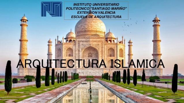 Arquitectura islamica psm historia i for Arquitectura islamica
