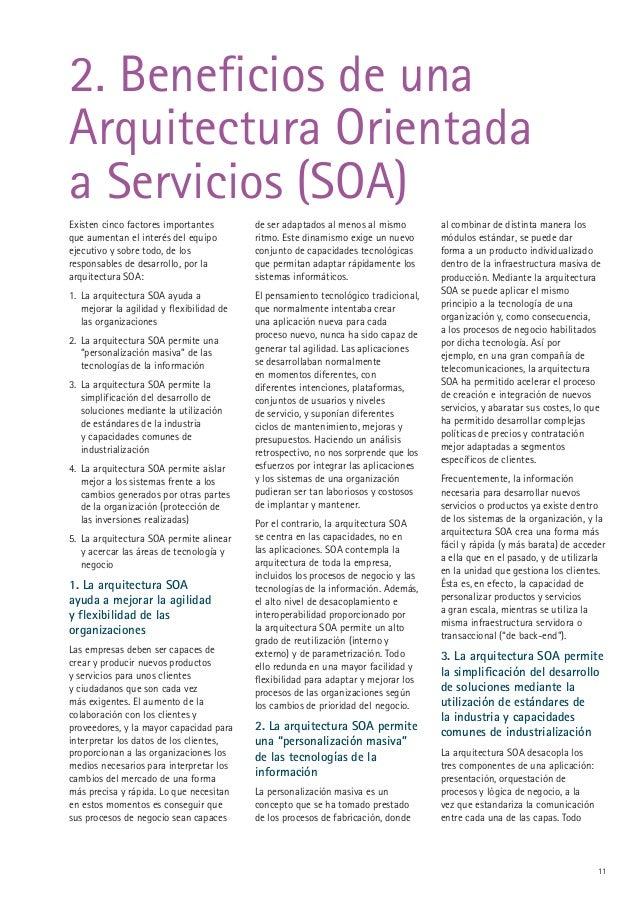 Arquitectura orientada a servicios soa accenture for Arquitectura orientada a servicios