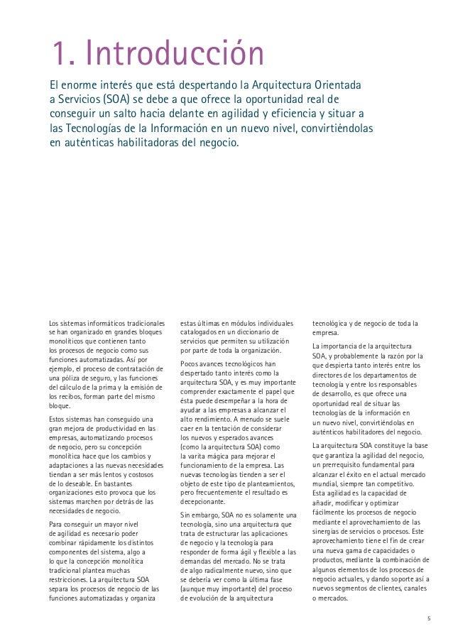 Arquitectura orientada a servicios soa accenture Arquitectura orientada a servicios