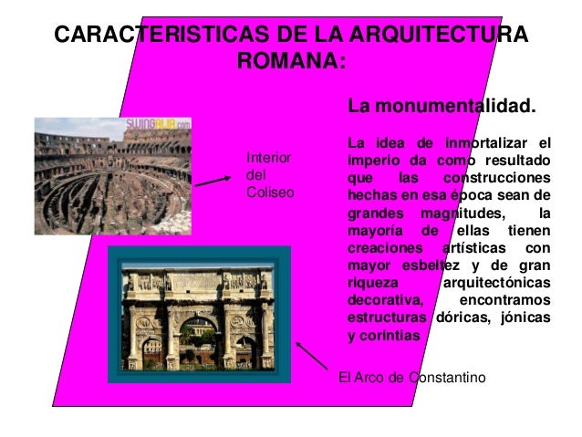 arquitectura romana pdf