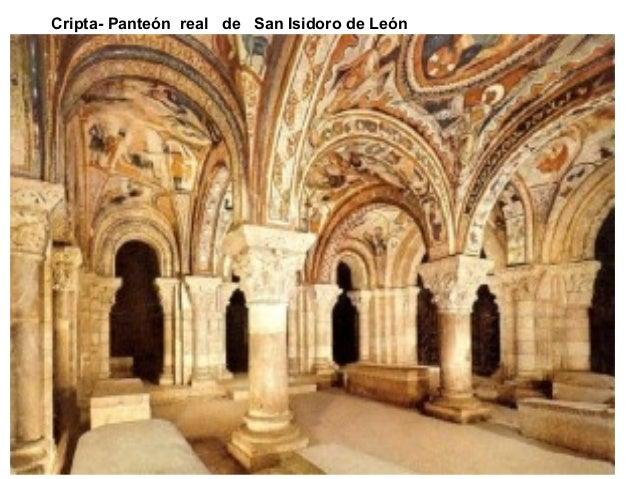 Arquitectura romanica - Arquitectura interior ...