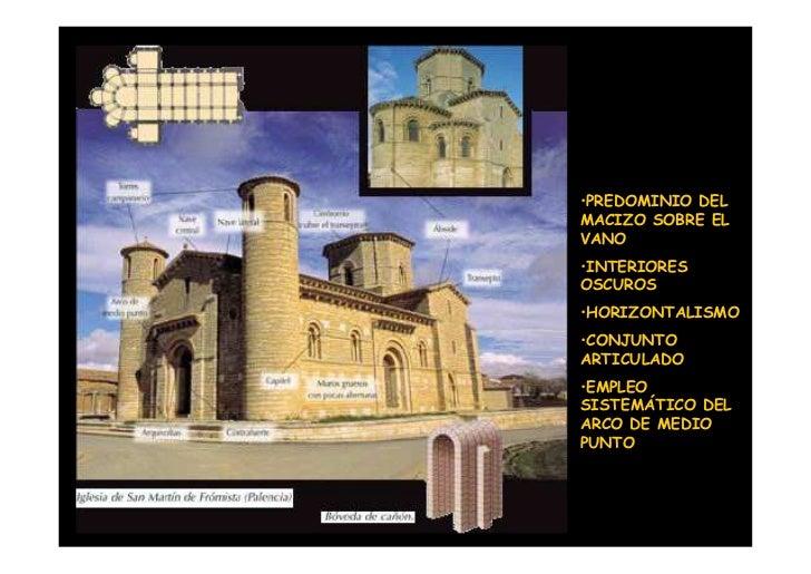 Arquitectura romanica en espa a - Vano arquitectura ...