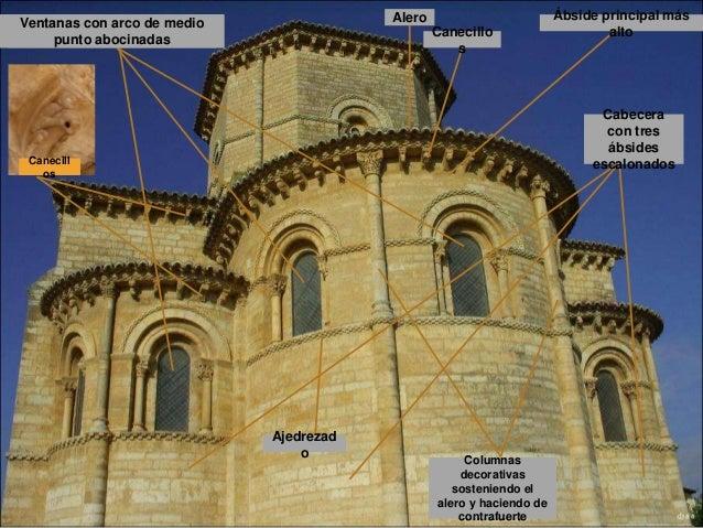 Arquitectura rom nica y g tica for Interior iglesia romanica
