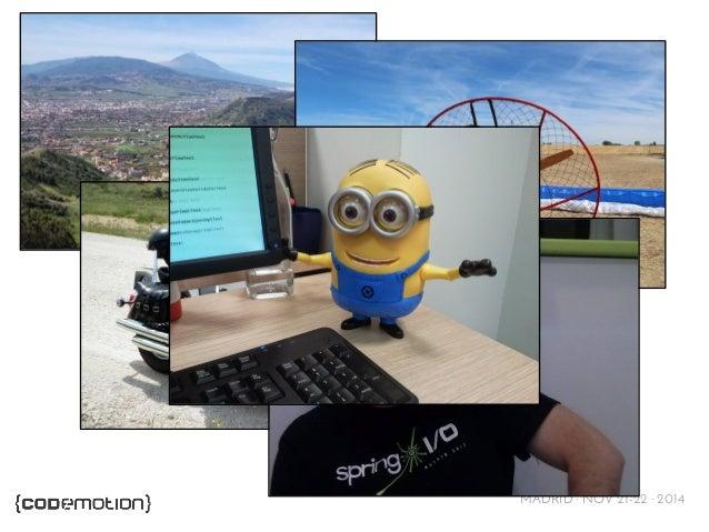 Arquitecturas de microservicios  -  Codemotion 2014 Slide 2