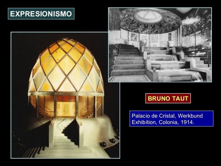 Palacio de Cristal, Werkbund Exhibition, Colonia, 1914. EXPRESIONISMO BRUNO TAUT