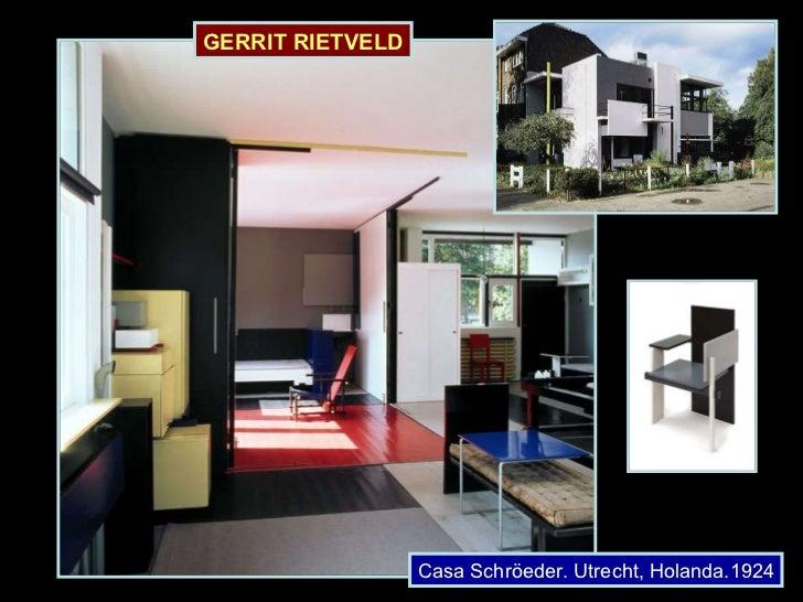 Casa Schröeder. Utrecht, Holanda.1924 GERRIT RIETVELD