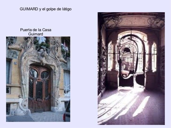 Arquitectura y Escultura del la segunda mitad del siglo XIX