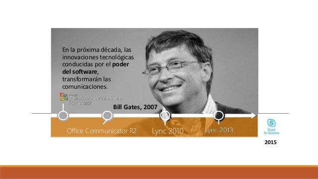 Arquitectura y soluciones en comunicaciones microsoft Slide 3