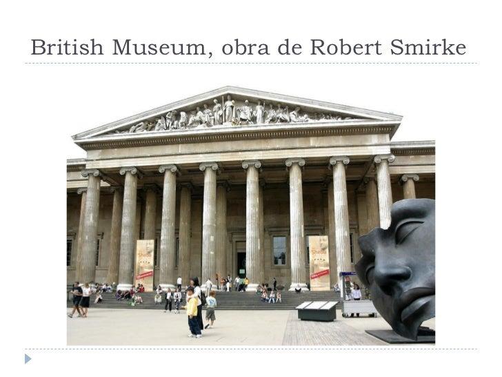 British Museum, obra de Robert Smirke