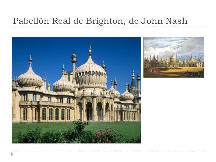 Pabellón Real de Brighton, de John Nash