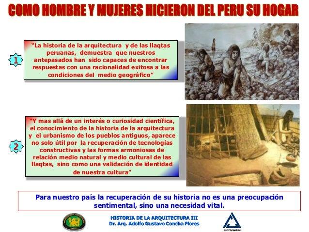 Arquitectura y Urbanismo Pre Inca e Inca   1 Slide 2