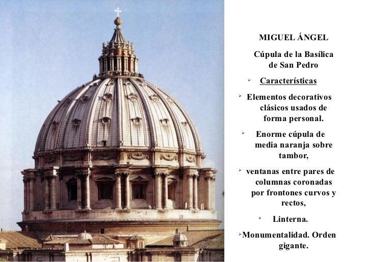 Arquitectura renacimiento - Arquitectura miguel angel ...