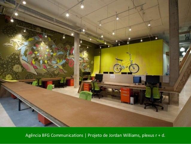 Agência BFG Communications | Projeto de Jordan Williams, plexus r + d.