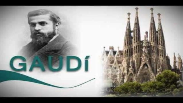 ARQUITETURA DE GAUDÍ A arquitetura de Gaudí ultrapassou algumas fases, no entanto ele procurava aproximar-se bastante do g...