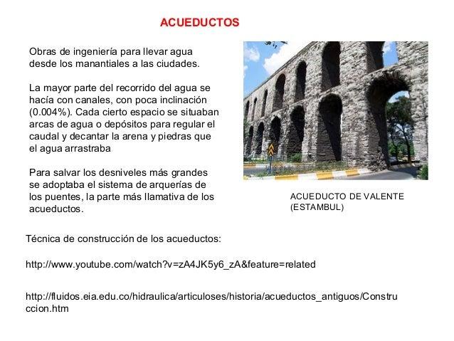 Arquitectura romana for Arquitectura tecnica a distancia