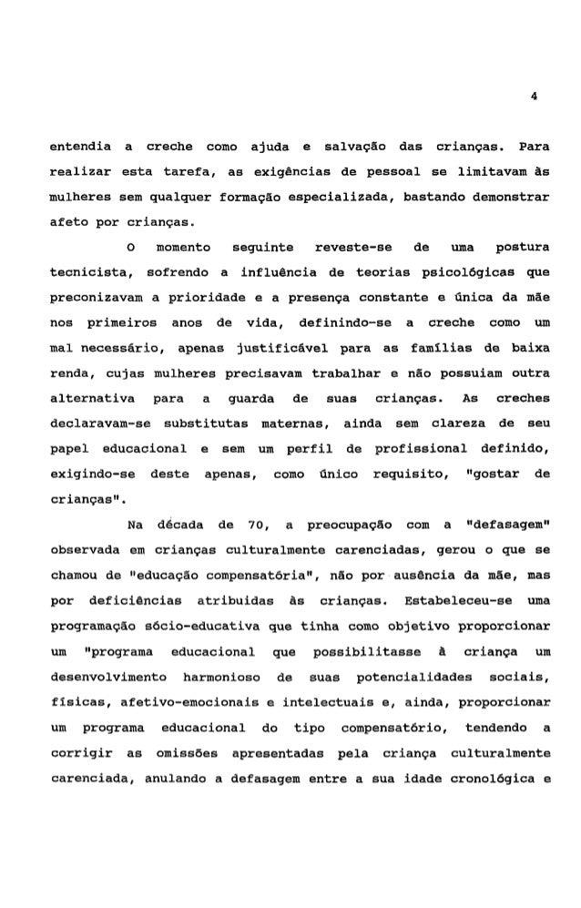 5o    nível   de    desenvolvimento por               ela    apresentado         (São Paulo,cidade, 1973).             A c...