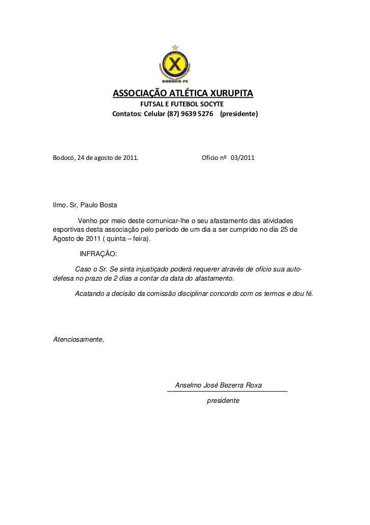 ASSOCIAÇÃO ATLÉTICA XURUPITA                            FUTSAL E FUTEBOL SOCYTE                    Contatos: Celular (87) ...
