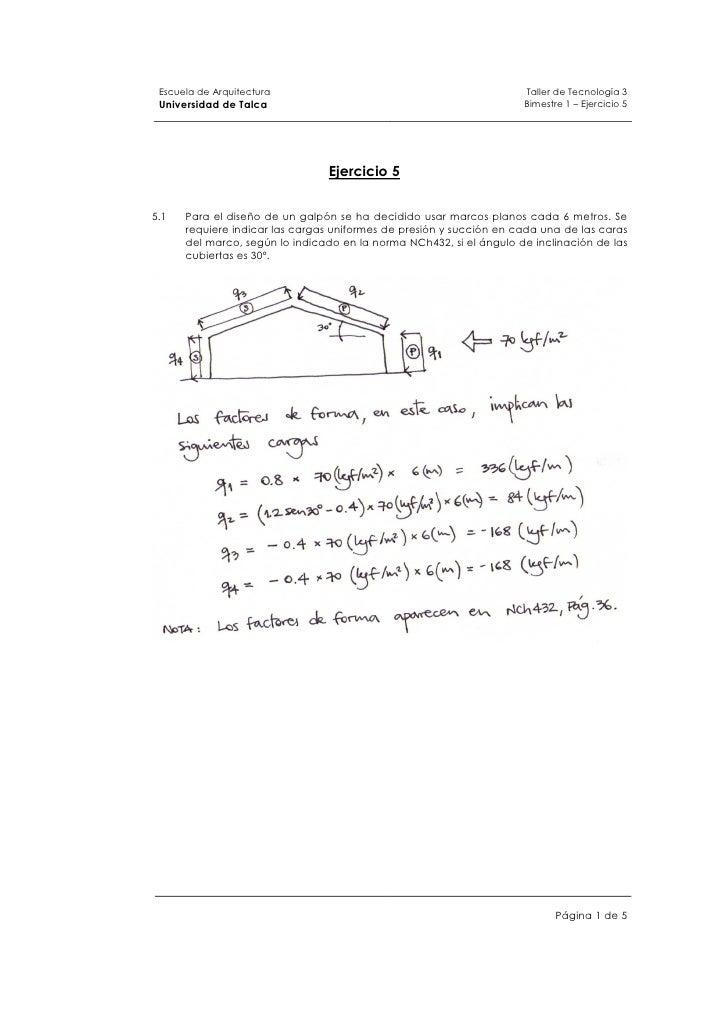 Escuela de Arquitectura                                             Taller de Tecnología 3                                ...