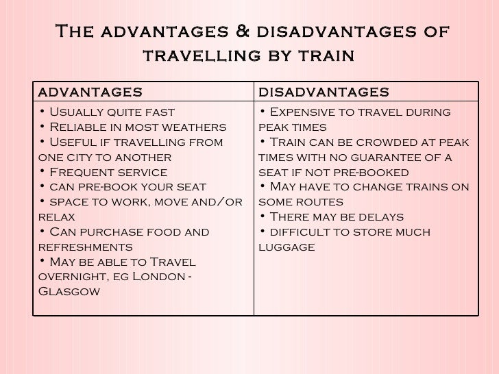 advantages of travelling abroad in points